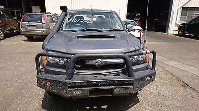 Holden Colorado Manual Vehicle Wrecking Parts 2012 #va01220