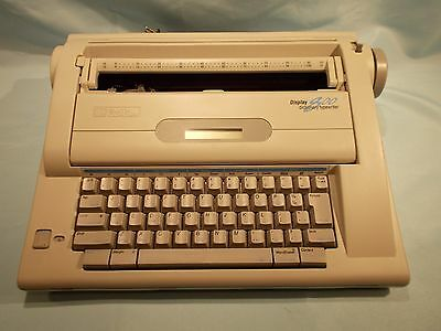 Smith Corona Display Dictionary Typewriter Electronic NA3HH Excellent