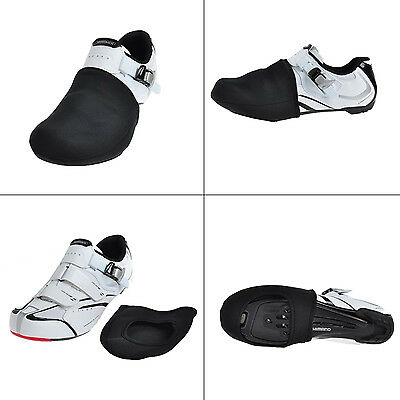 1 Pair Cycling Bike Bicycle Shoe Toe Cover Windproof Warmer Protector Overshoes