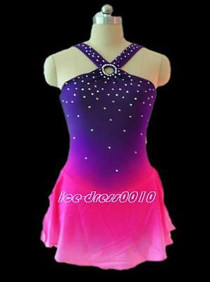 New Exclusive Figure Skating Dress 5097