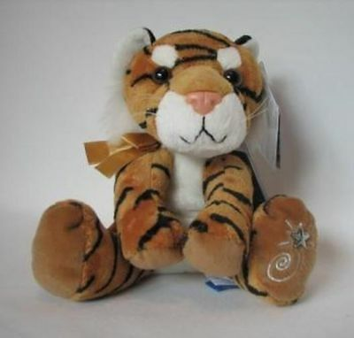 New with Tag Tiger Plush Shining Stars Russ Berrie 34437