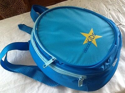 As New LUNCH BOX LUNCHBOXes LUNCH BAG DECOR KIDS 2 Compartmts 25x20x14cm