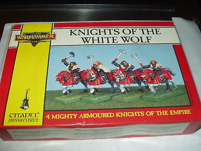Warhammer Fantasy Box-Knights Of The White Wolf -Gw