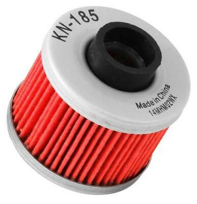 K&N Oil Filter KN-185 Peugeot 125 ELYSEO 99-02, JET-FORCE COMPRESSOR 03-06