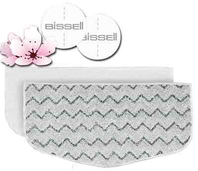 BISSELL PowerFresh Steam Mop Pads (2 pk) with Fragrance discs (4 ct) 5938