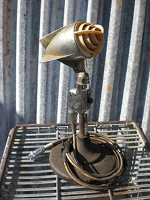 RARE Astatic vintage microphone model 600S
