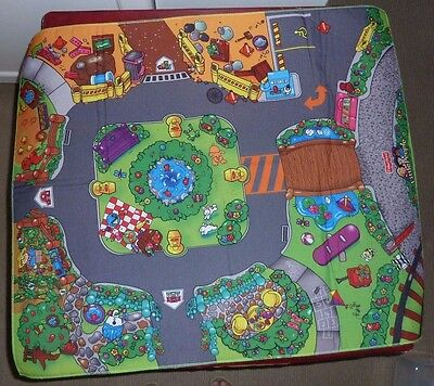 Fisher Price Little People Play Mat 2002 Vgc