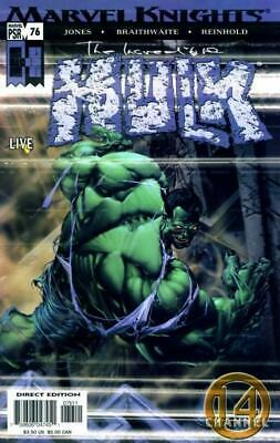 Incredible Hulk #76 (Vol 2)