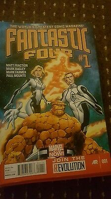 marvel now fantastic 4 issue 1-16