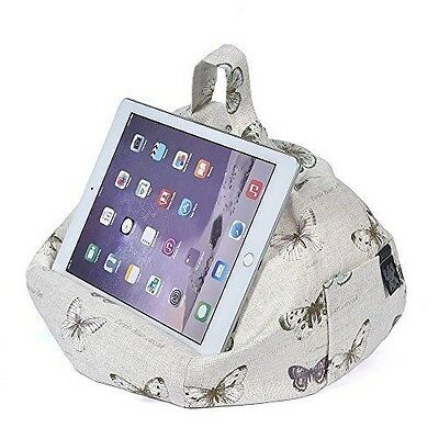 iBeani Coussin de support pour tablette  - Butterfly Chic  763684389983