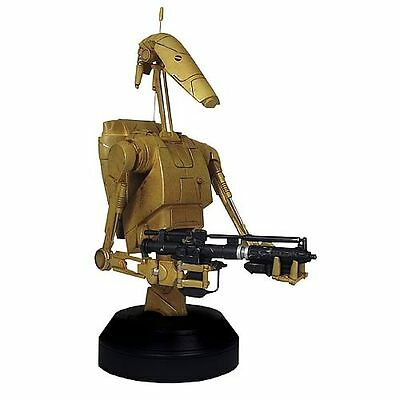 Gentle Giant Star Wars Infantry Battle Droid EP1 Bust - Factory Sealed !
