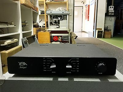 Rare French Made Yba Integre Stereo Amplifier Used