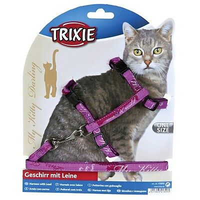 Trixie My Kitty Darling Katzengarnitur, Nylon, UVP 10,99 EUR, NEU