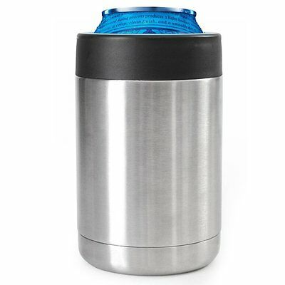 12oz Rambler Colster KOOZIE Can Bottle Cold 18/8 Stainless Steel