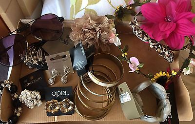 Mixed Box Of Cosmetic Jewellery/ Hair Accessories