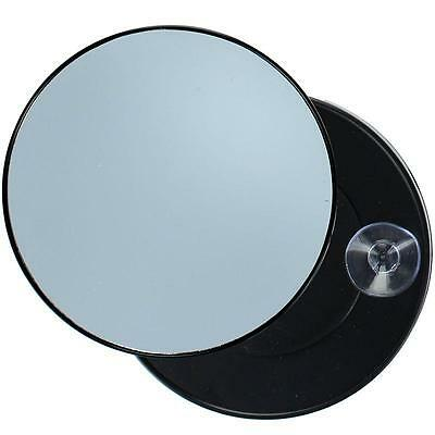 Pretty 10x Englargement Magnifying Mirror with 2 Suction Cups