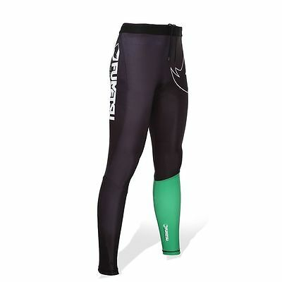 FUMETSU SPATS COMPRESSION LEGGINGS - Grapping MMA Bjj Training Sparring