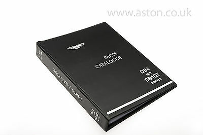 Parts Catalogues Aston Martin Db4