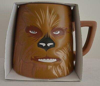 Star Wars Chewbacca 3D Ceramic Mug