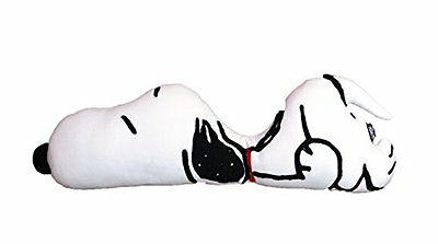 New Vintage Snoopy Peanuts Marshmallow Long Cushion Gift