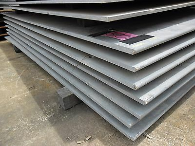 Steel Plate 1 x 2400 Long 1200 Wide Wt 16mm Galvanised  $289.00 ea. 7 available
