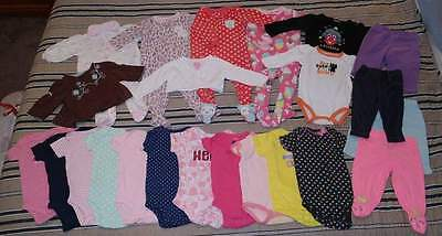 *HUGE LOT* - Toddler Girls Fall/Winter Clothes - Size 6-9 Months