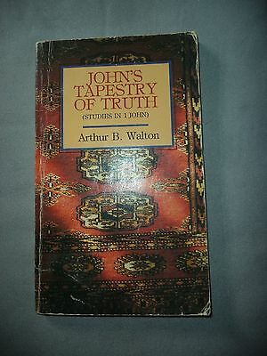 Lot of FIVE Christian Books!  Used