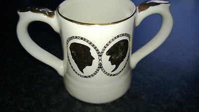 **wade Miniature Loving Cup Commemorating The Wedding Of Charles And Diana 1981*