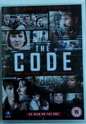 The Code(Dvd)New And Sealed~Complete Series 2~2 Disc Set
