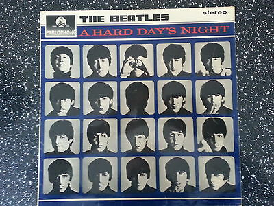 A Hard Day's Night - The Beatles. Vinyl LP in Stereo.. PCS3058