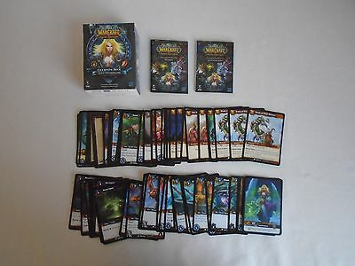 World Of Warcraft Trading Card Game Champion Deck Jaina Proudmoore Alliance