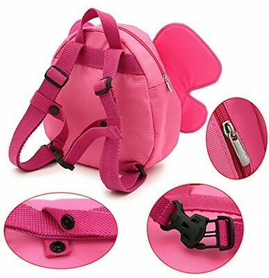Butterfly with Wings Walking Safety Harness Reins Toddler Child Backpack Bag