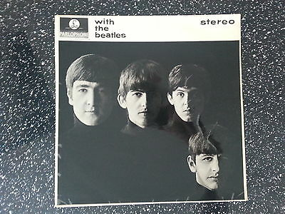 """With The Beatles ' The Beatles. 12"""" Vinyl LP in Stereo. PCS3045"""