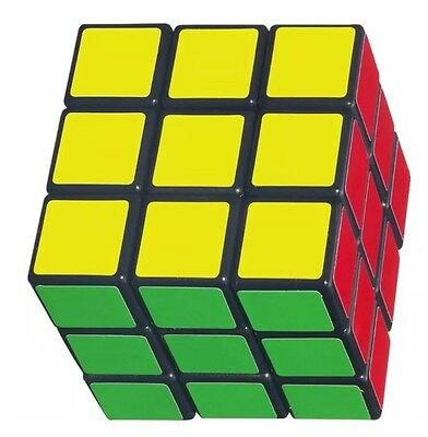 3x3x3 Speed Toy Game Kids Twist Puzzle Magic Cube
