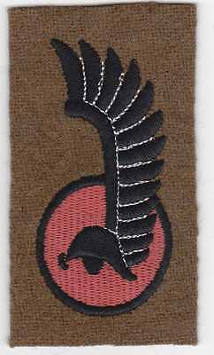 WW2 Free Polish Army 1st Armoured Division shoulder patch, replica