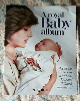 Daily Mail supplement A Royal Baby