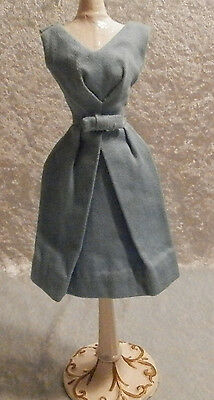 1960's Barbie Doll VINTAGE Bell Dress Blue With Tag