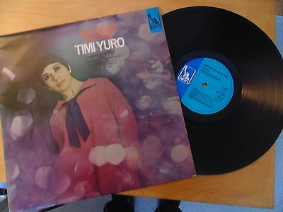 Timi Yuro-It'll never be over for me-liberty lp something bad on my mind