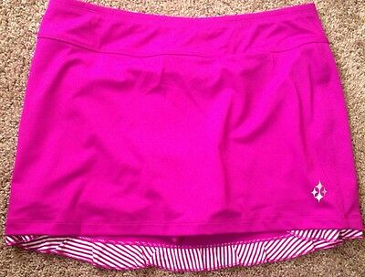 Jofit Ruffle Tennis Skort - Dizzy Size Large New With Tags! Msrp $64!!!