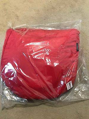 iCandy Strawberry 2 Stroller Colour Pack Red Lush Hood, Apron & Liner New