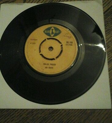 """THE PIONEERS- Whip Them -VINYL 7""""45RPM.BLUE CAT NMINT."""