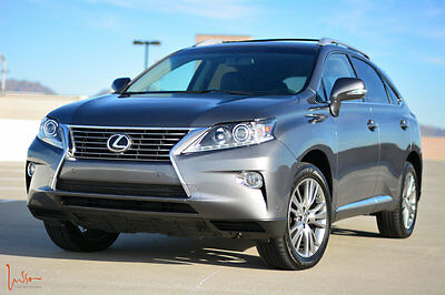 2014 Lexus RX  2014 Lexus RX350 Super Clean/ Loaded with Options!!