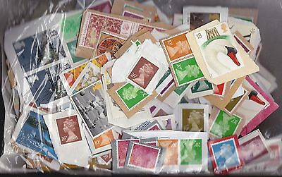 Gb Collection. Mint No Gum Unfranked Stamps. 4