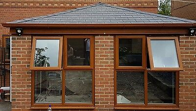 Tapco Tile Fully Insulated Solid Conservatory Roof