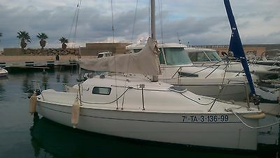 99 Astraea Albatros 5.95 Mtrs Sailing Yacht + Mercury 9Hp Outboard, Sea Toilet