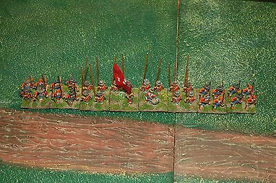28mm Painted ECW Infantry Unit