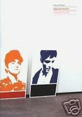 MANIC STREET PREACHERS forever 2002 tour programme - 24 pages