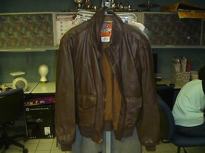 Authentic Cooper Type A-2 WWI Bomber Jacket