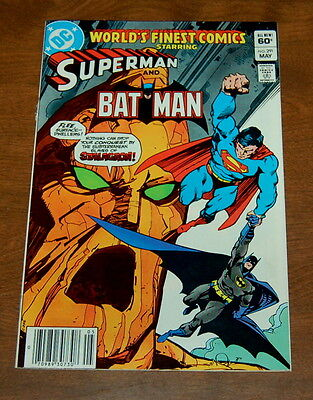 DC Comics WORLD'S FINEST #291 BATMAN And SUPERMAN FN CONDITION 1983