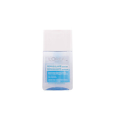 Cosmética L'Oreal Make Up mujer MAKEUP REMOVER soft eyes 125 ml